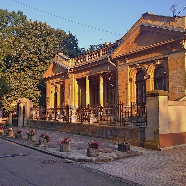 Улица Уютная. Odessa*Weekend
