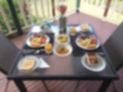 Hearty Homestead Breakfast - Visit Gympie - Visit Sunshine Coast - Stay at Gympie - Stay at Sunshine Coast
