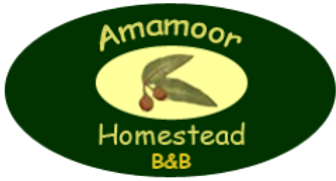 QLD BnB - Amamoor Homestead BnB & Counrty Cottages logo - Stay at Sunshine Coast - Stay at Gympie - Stay at Noosa - Visit Gympie