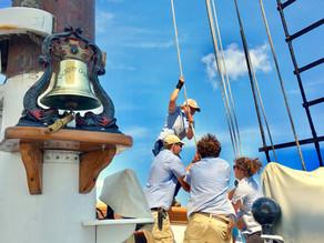 2019: First Crew under Capt. Sikkema