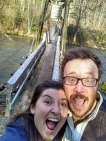 Sam n Cara bridge.jpg
