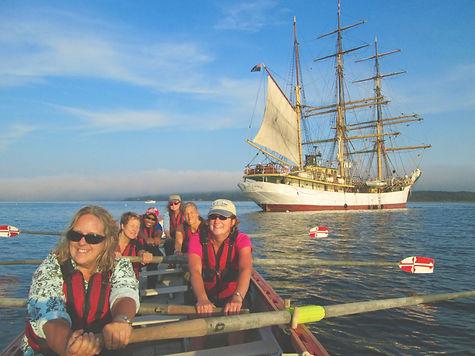 Community rowing club