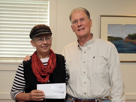 United Mid-Coast Charities Distributes $547,000: Fifty-eight Service Agencies Receive Checks