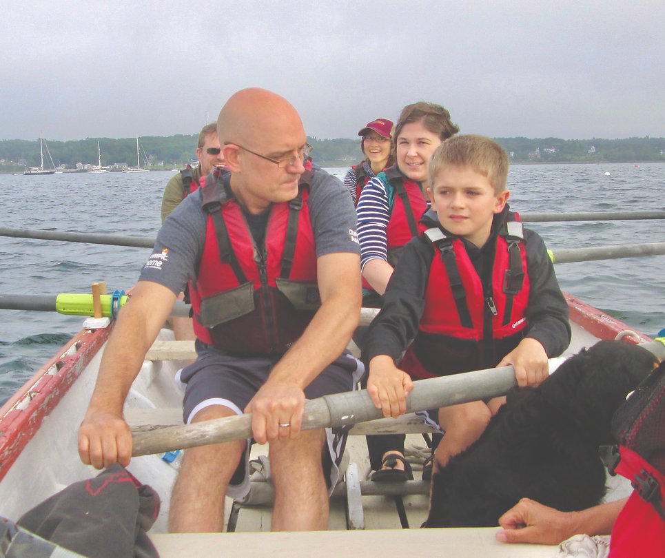 Grandfather and Grandson rowing.jpg
