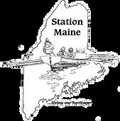 Station Maine transparent logo