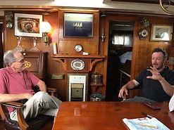 Master cabin Victory Chimes Frank Elliott Sam Sam Sikkema