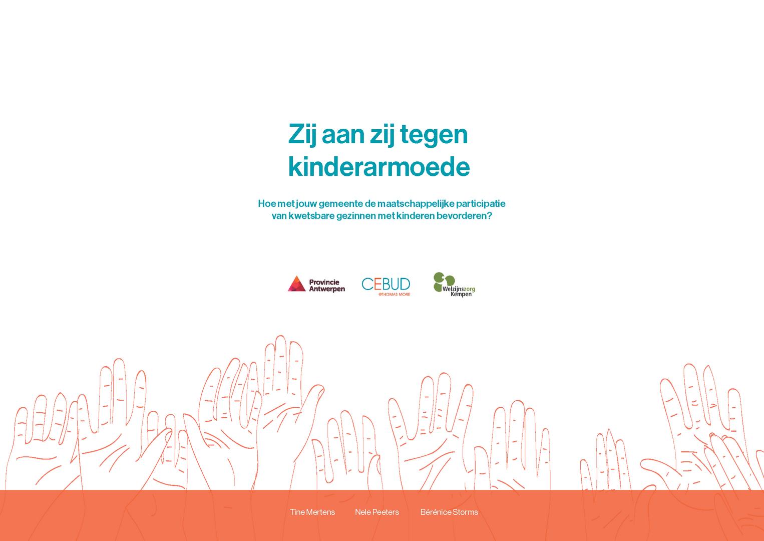 Zij aan zij tegen kinderarmoede_Roadmap.