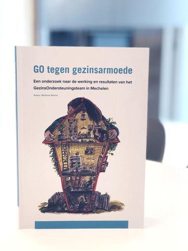 Boek: GO tegen gezinsarmoede