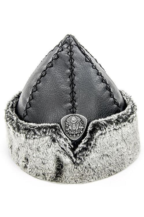Kids Diriliş Ertugrul hat - for ages 5-9 Grey  025