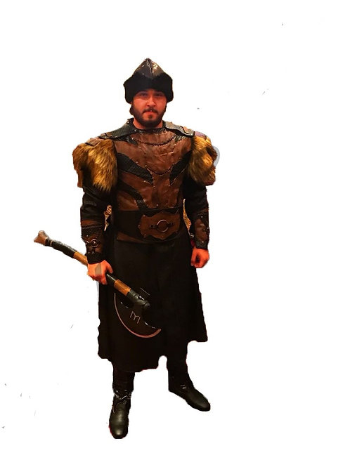 Turgut Alp Costume
