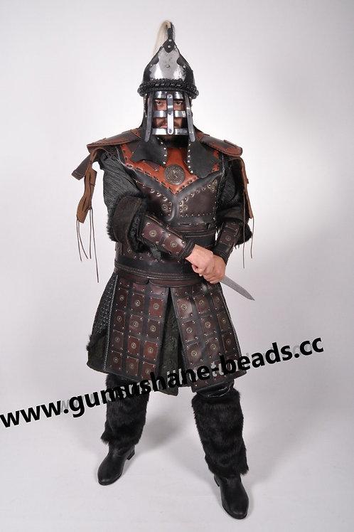 Genghis Khan Mens Costume