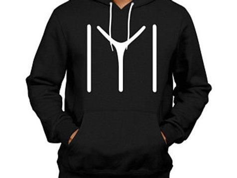 Kayi Tribe Black Sweater 002