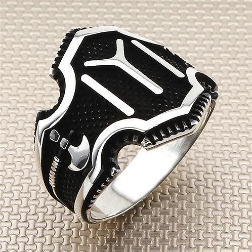 Kayi Tribe 925 carat sports ring