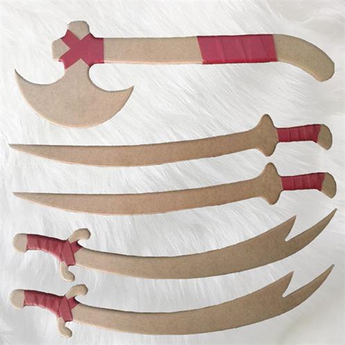 Dirilis Ertugrul Kids Sword Set