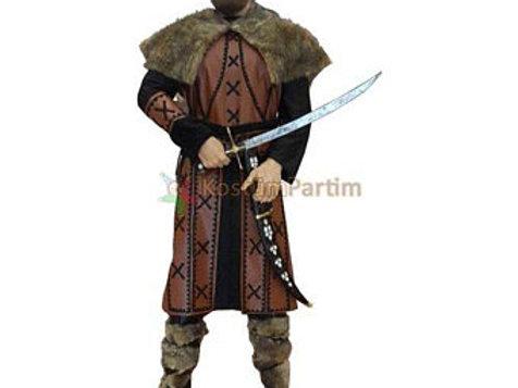 dirilis ertugrul men's costume