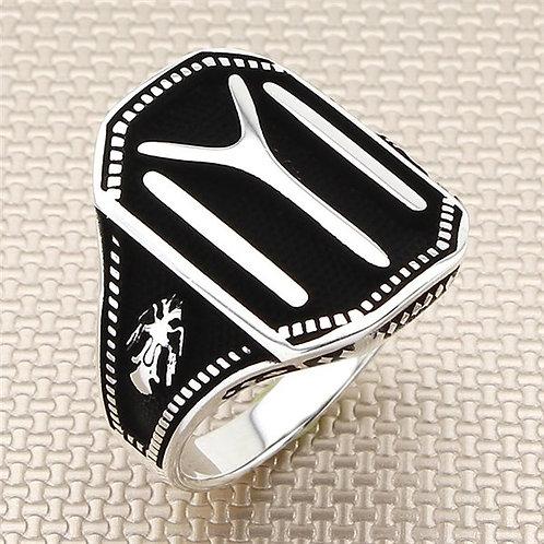 Kayi Tribe 925 carat stoneless ring