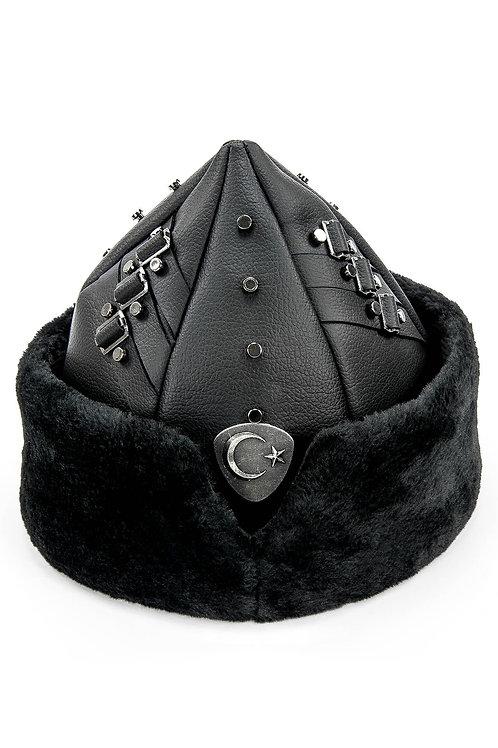 Ottoman Bork - black