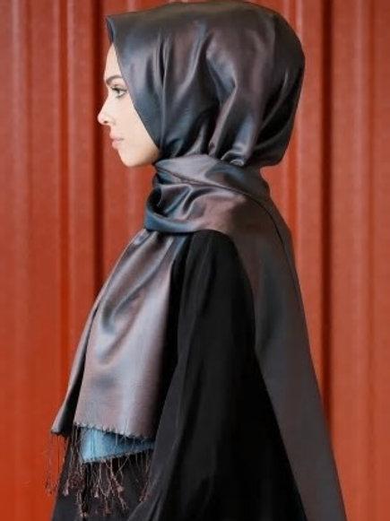 100 % Silk  Mervin Shawl