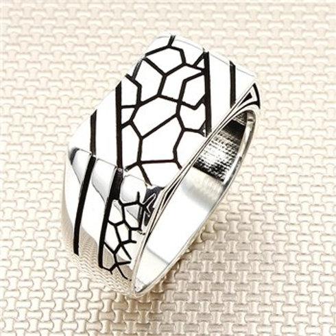 925 carat Italian 002 ring