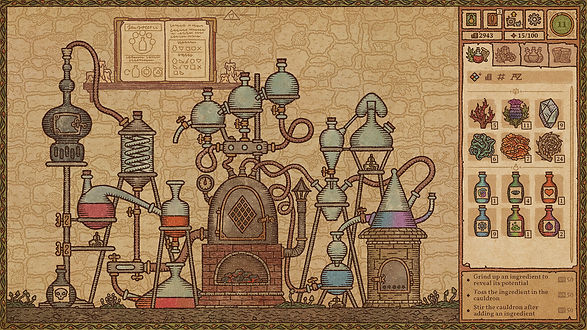 2. Potion Craft Demo - Alchemy Machine.j