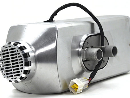 TRIED AND TESTED DIESEL HEATERS 2.1