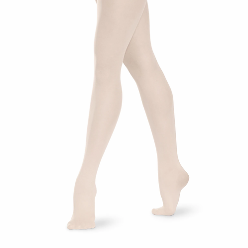 Color Flow Footed Tights