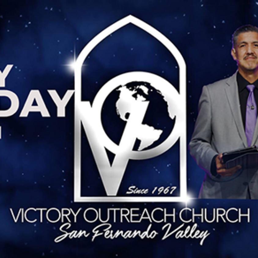 Sunday Celebration Service 10AM