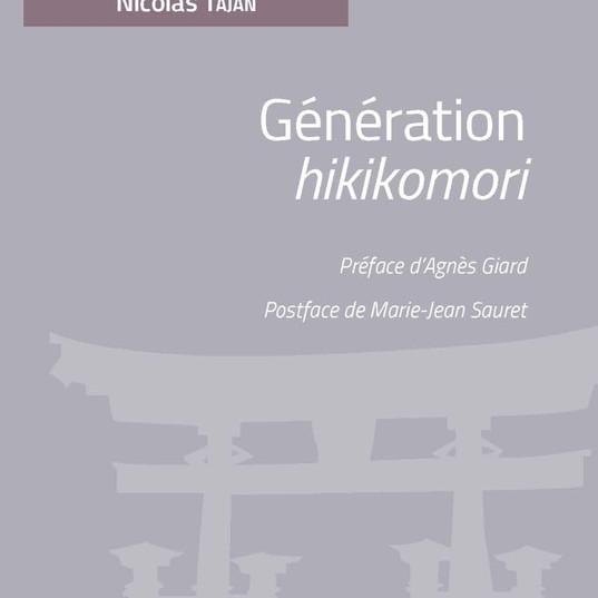 Génération hikikomori (Couverture)