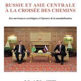 Russie et Asie centrale à la croisée des chemins... (Couverture)