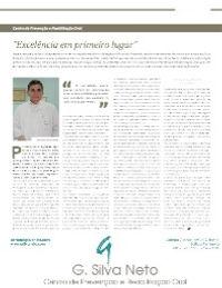Artigo na RevistaPonto de Vista do Jornal Público - Excelência em primeiro lugar
