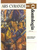 2. Artigo na Revista ARS CVRANDI (Volume