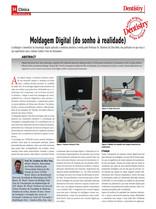 4. Artigo na revista Dentistry- Moldagem