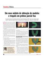 6. Artigo na Revista Dentistry Clinica -