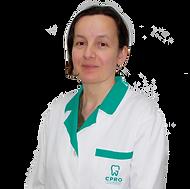 Dra. Isabel Simão Endodontista CPRO