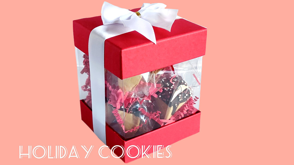Holiday Cookies Gift Set