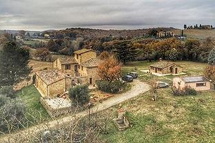 Montefollonico, Podere La Paolina #famil