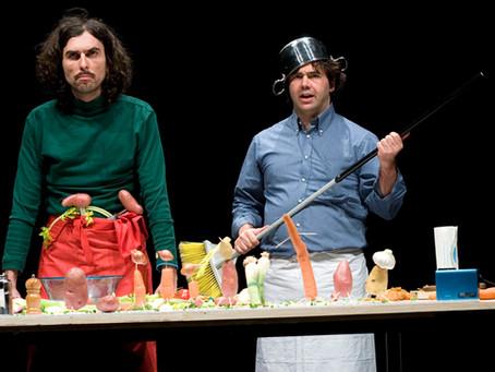 Comicità e mitologia: al teatro Ciro Pinsuti di Sinalunga arrivano 'I dialoghi degli dei'