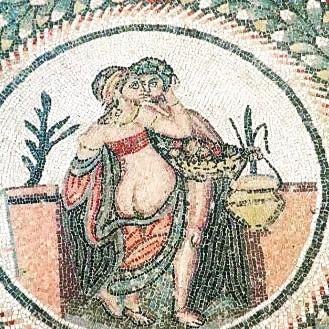 IL DIRITTO DEL BACIO NELL'ANTICA ROMA