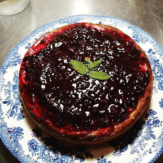 Il nostro NY Cheescake_#cheesecake #nych