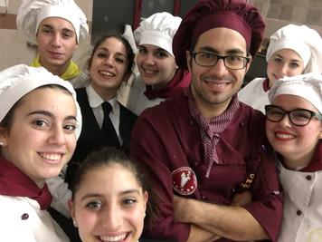 All'Artusi di Chianciano il Miglior Commis di Cucina della Toscana.