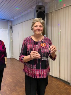 MBC club person of the year - Pam Thomps
