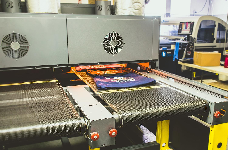 Redwall DTG Printing