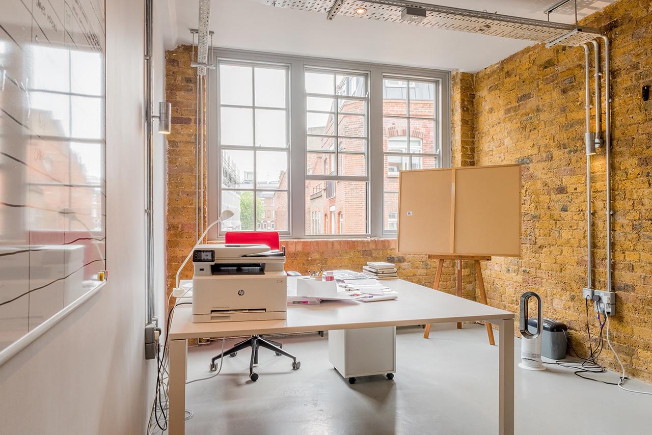 26 Britton Street office space