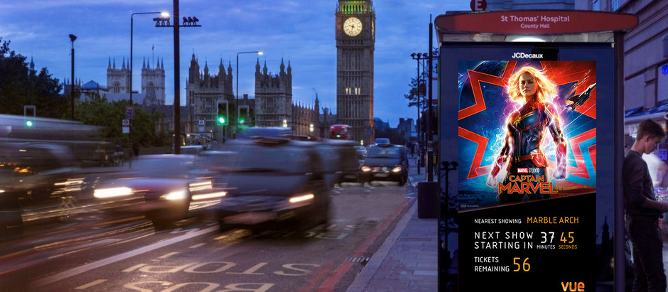 Why has dynamic advertising really not taken off in OOH?