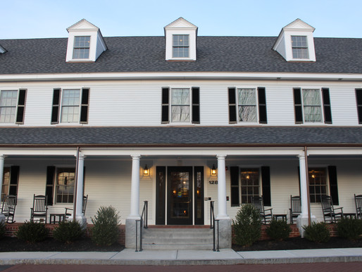 Review: The Groton Inn and Forge & Vine
