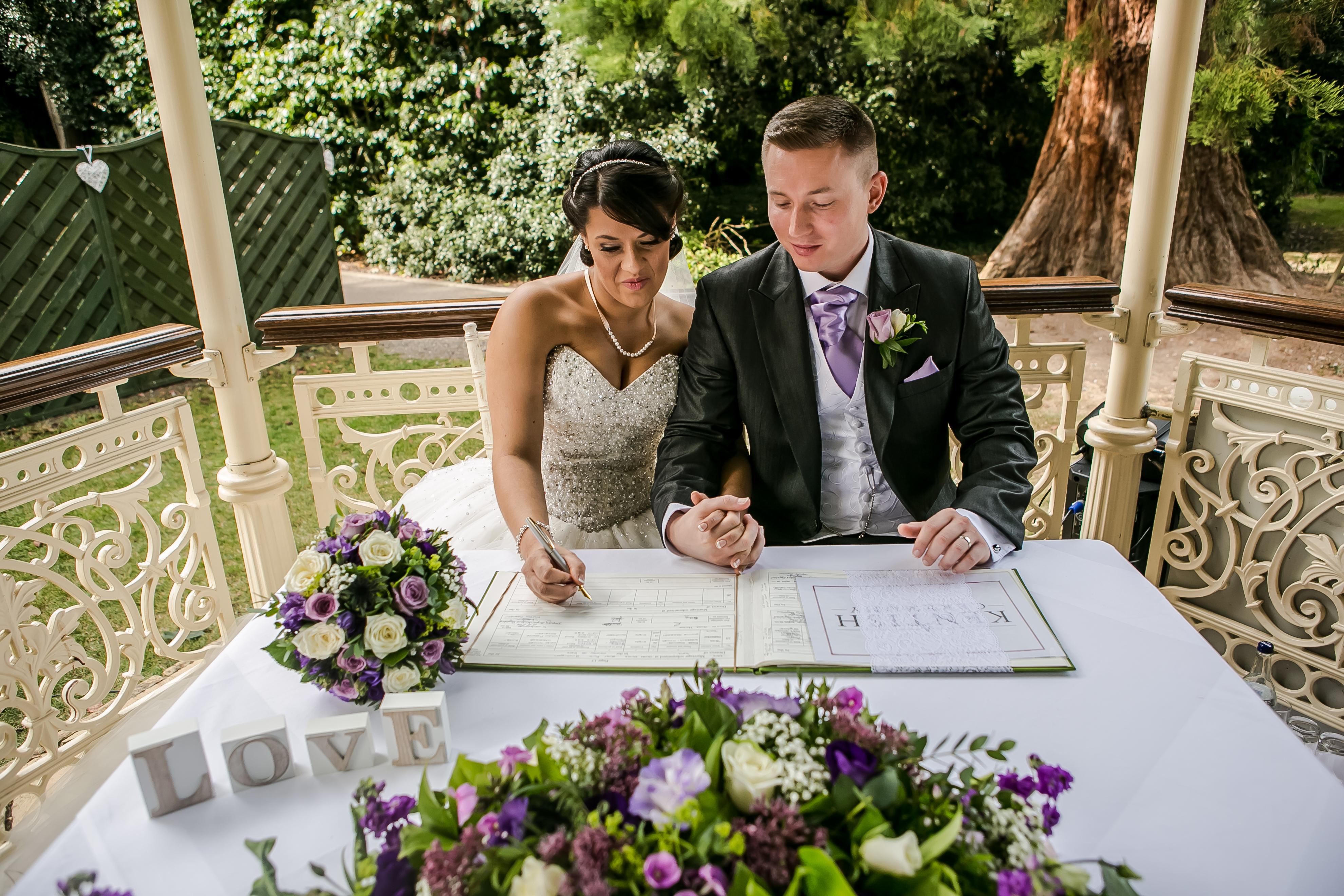 Shanice's Wedding