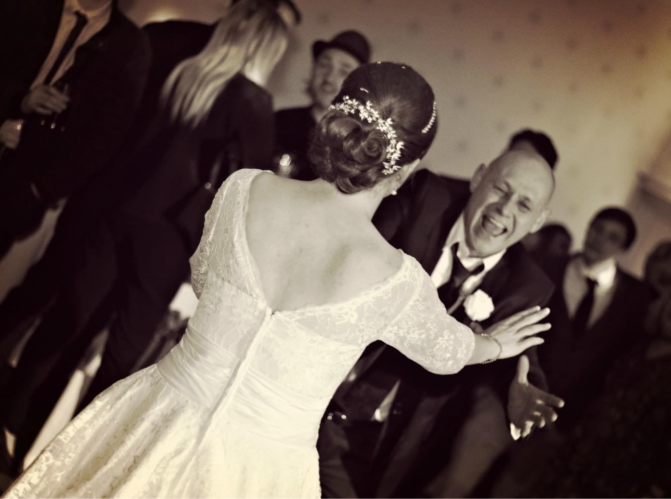 Charmaine's wedding