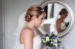 Carmel's wedding