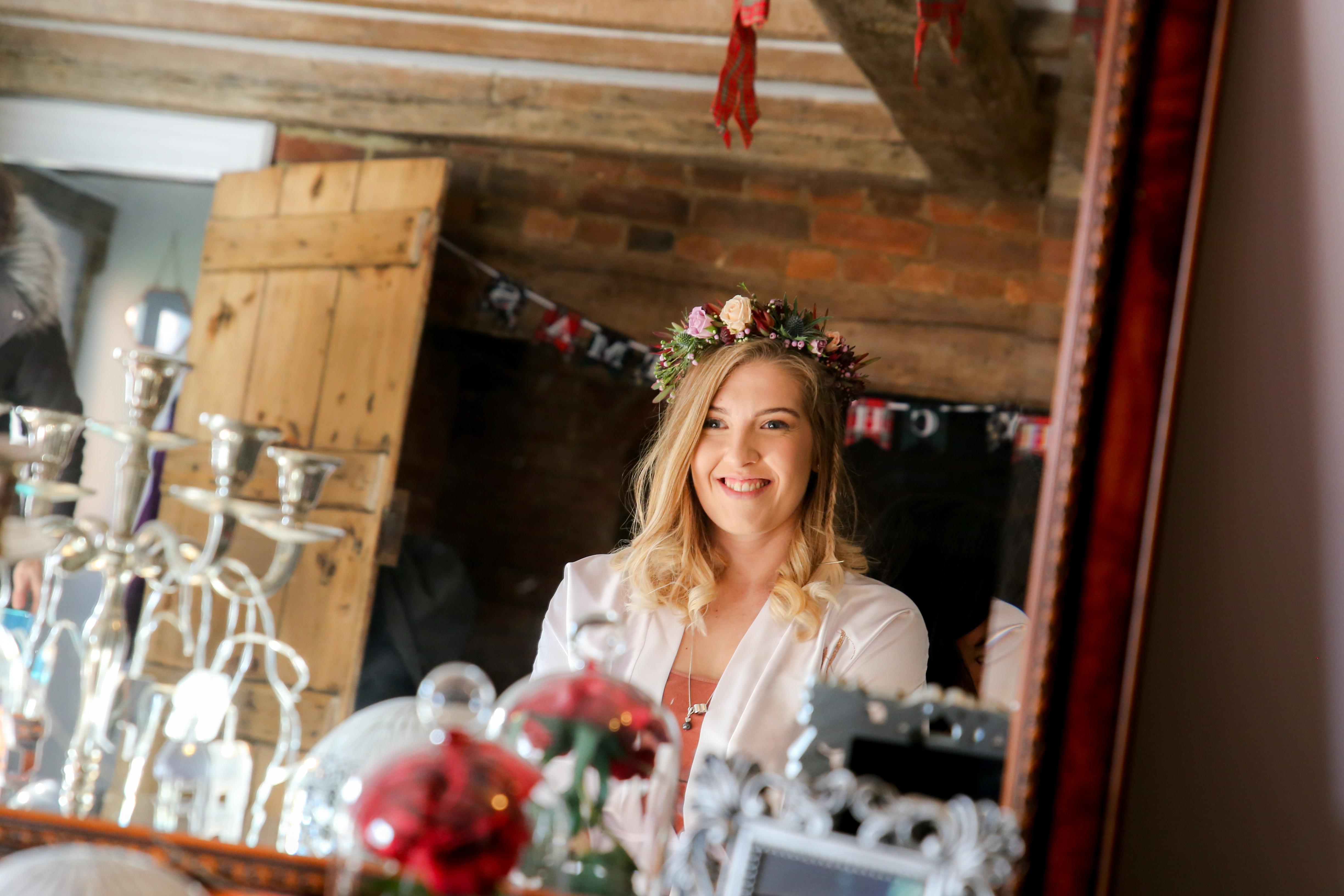 Jen's wedding