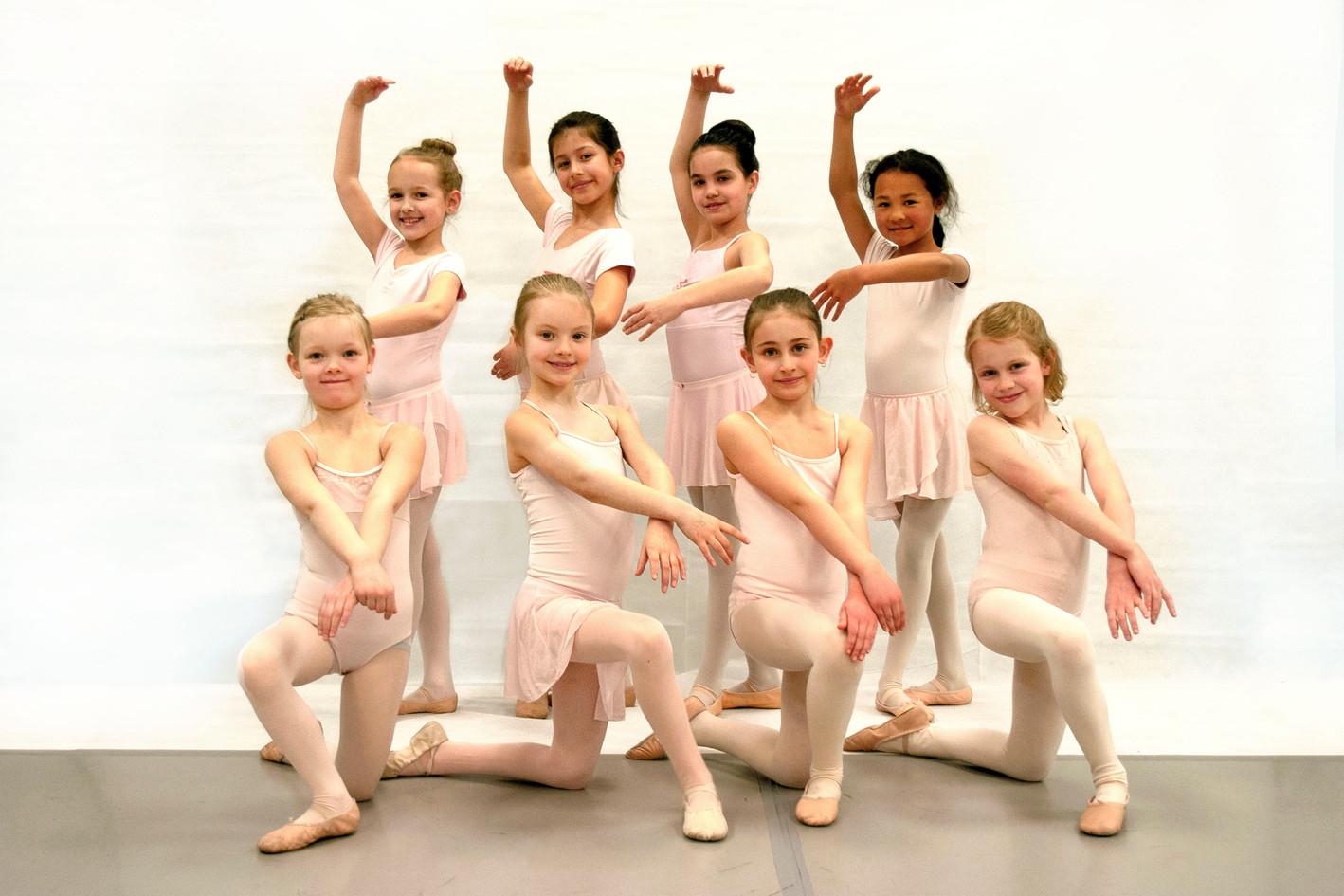 Ballet 1 - Monday